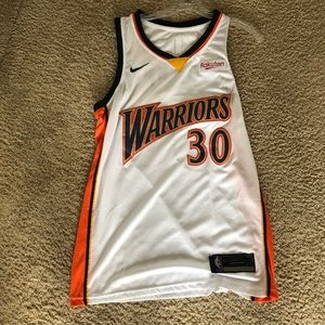 Steph Curry Throwback